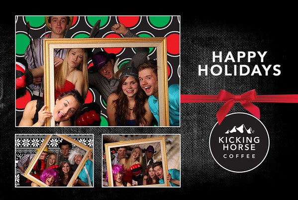 Kicking Horse Coffee Annual Holiday Party 2014