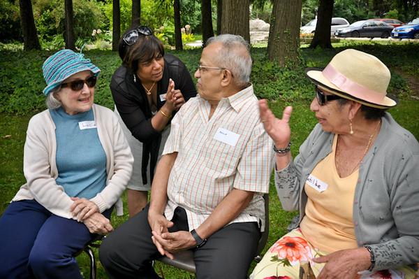 Jumblies Seniors Exchange 2011