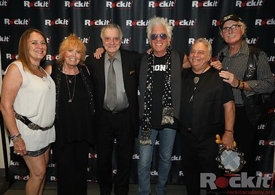 Rockit Live Foundation 2019 Special guests and Gala Two River Theater 8/22/19