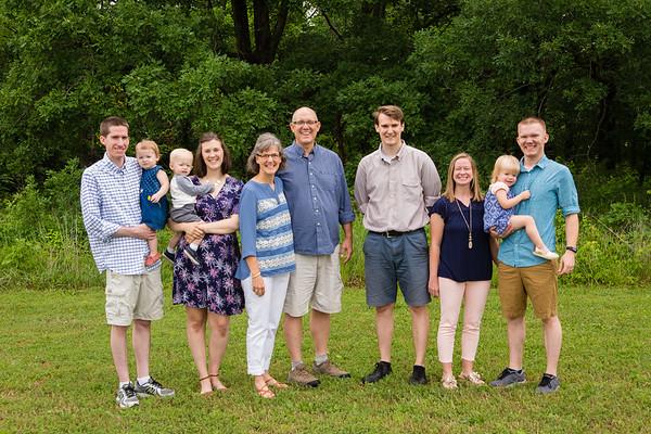 Riekena Family 2017