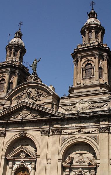 santiago, chile 2008