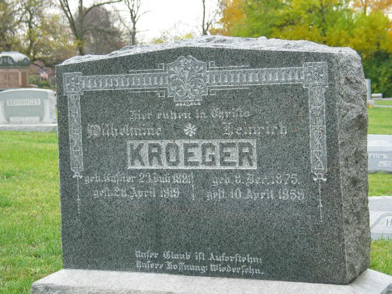 Kroeger