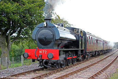 Preserved Industrial Steam Locomotives