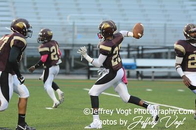 10-11-2013  Paint Branch  HS vs Northwest HS Varsity Football, Photos by Jeffrey Vogt Photography