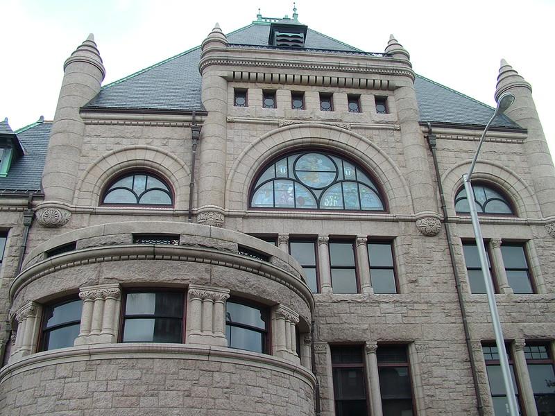 Pollard Memorial Library ~ Lowell, MA