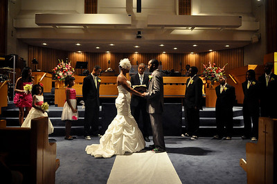Terry-Johnson Wedding