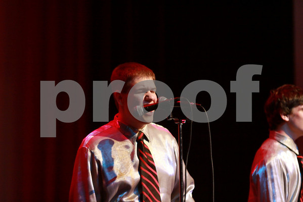 2010 RTHS MUSICAL DEPARTMENT PRESENTS THE: 6TH ANNUAL VOCAL JAZZ NIGHT