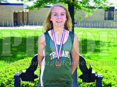 Zara Bryant State Track Award 5-17-11