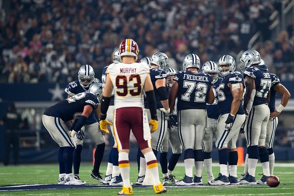 Thanksgiving Day-Redskins vs Cowboys
