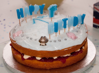 20120902 - Cabhan's Birthday