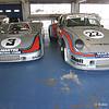 Porsche 908 and 934