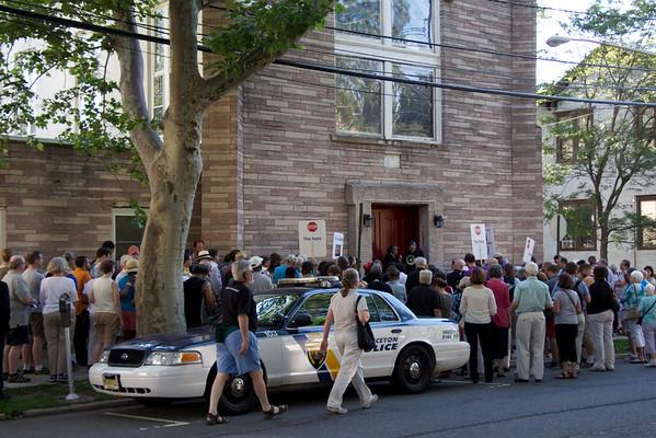 Interfaith Prayer Vigil for Peace & Racial Justice 6-24-2015