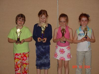 2004 Junior Ski Banquet