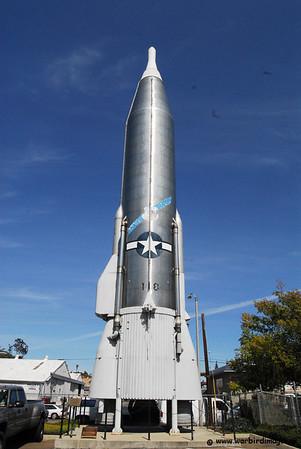 San Diego Aerospace Museum, Gillespi Field, El Cajon, CA
