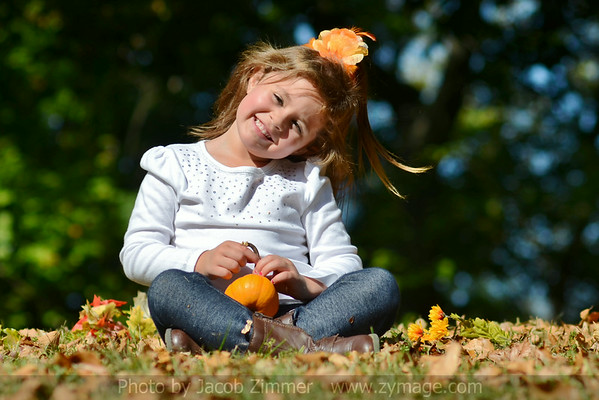 Lexie's Fall Photo Shoot 2013