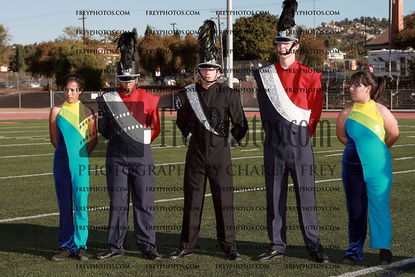 2009 Marching Bands