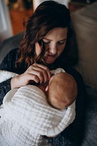 Ira | Brookfield Newborn Photography