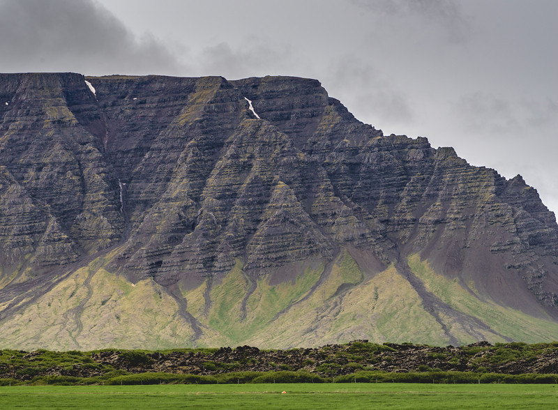 Westfjords Mountains    Photography by Wayne Heim
