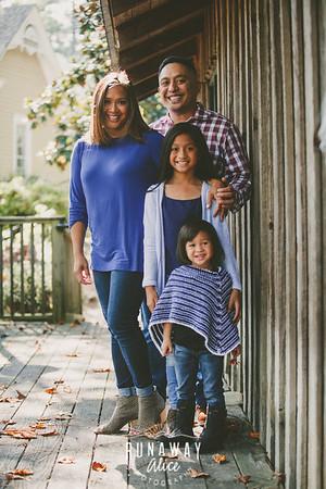 Adona Family (Fall Appreciation)