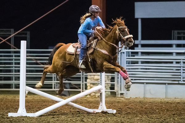 2019 NHW Extreme Barrel Racing