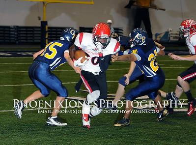 8-29-2014 -  Glendale Prep vs Valley Lutheran at NAU - Football