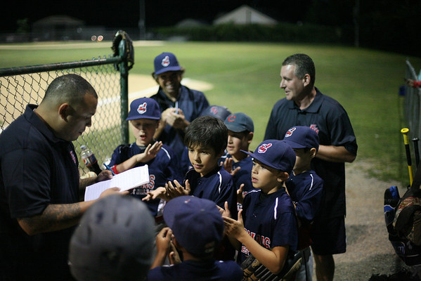 Forest Hills Indians 08/16/13