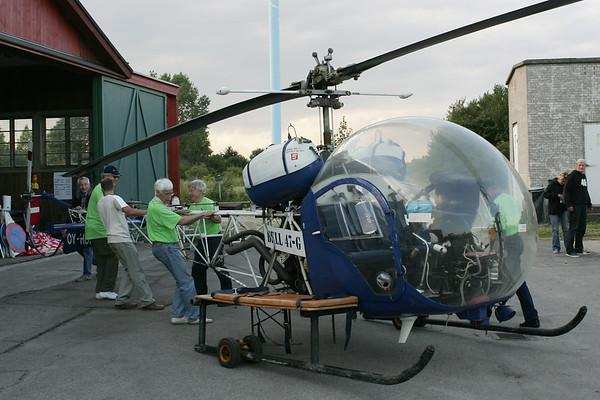 OY-HDH - Westland-Bell 47 G-3 B-1