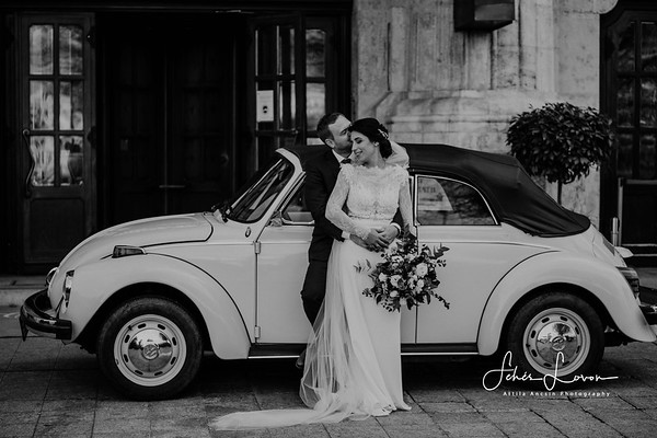 The Wedding Car - Anett&Zoli