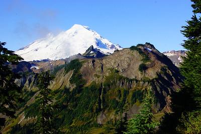 Mt Baker and Shuksan, 9-14