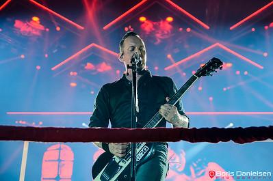 Volbeat - 07/09/17 @ Telenor Arena, Oslo.