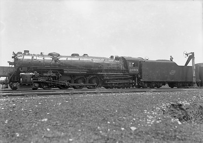 C&NW 4-8-4
