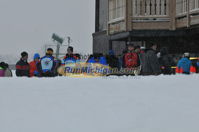 Start - 2014 Kahtoola Michigan Mountain Run