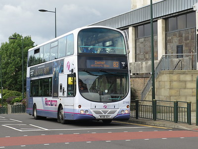 ROCHDALE AND OLDHAM BUSES SEPT 2019