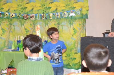 Tyler turns 5