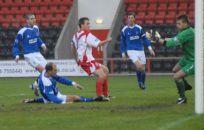 Airdrie v Queen of the South (4.0) 28 11 09