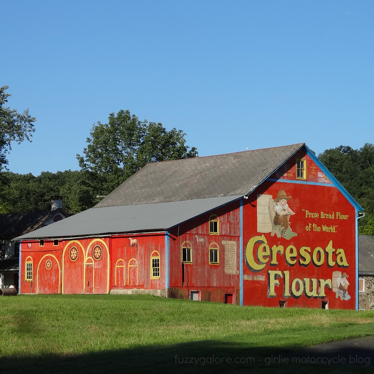Ceresota Flour Barn Lehigh County Pennsylvania