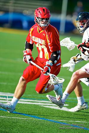 Lacrosse, Boys Varsity, 5.10.12 St Anthonys VS Chaminade #11