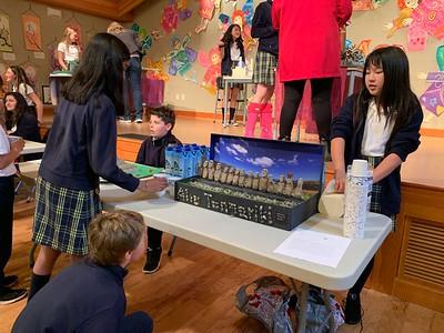 Grade 7 Architecture Fair