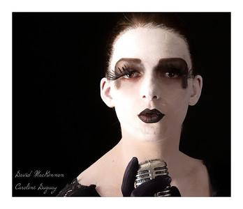 Monochrome Singer