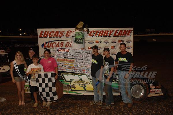 Columbus Speedway (MS) 7/15