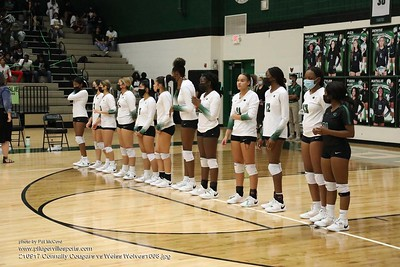 Connally Cougars Volleyball