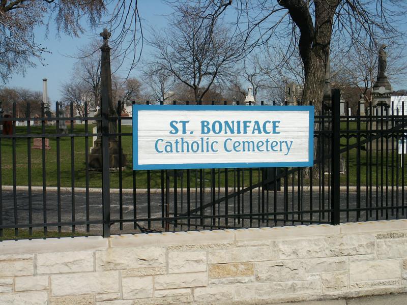 St. Boniface, Catholic Cemetery