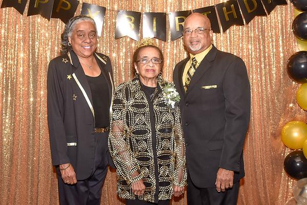 Jean Browns Birthday Celebration
