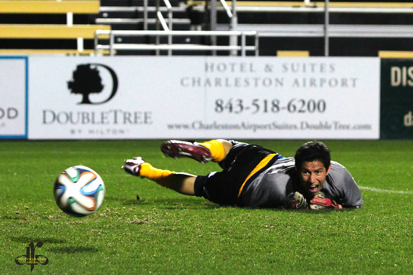 Charleston Battery Vs Coastal Carolina March 4 2015
