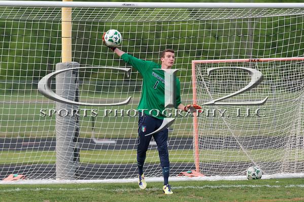 5-15-2015 Woodgrove at Dominion Boys Soccer (Varsity)