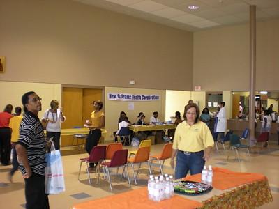 Health Fair 2008