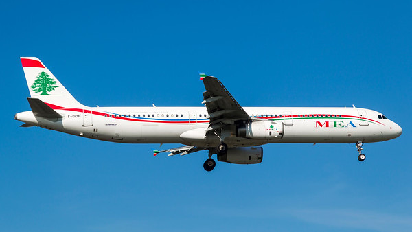 F-ORME - Airbus A321-231