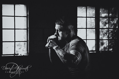 Lockdown Fighter Portraits