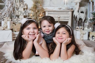 Victoria, Julianna & Ryan