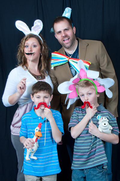 New Life Church Easter Portrait Event